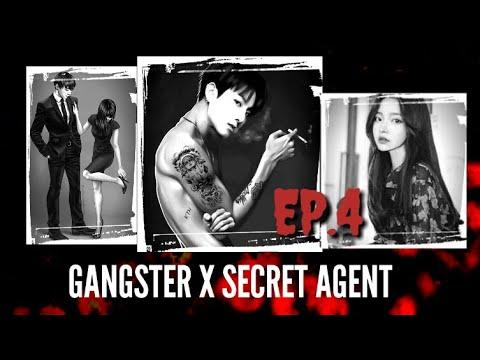 [JUNGKOOK FF]  Gangster X Secret Agent ...