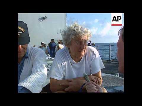 Djibouti - Achille Lauro Survivors Reach Port