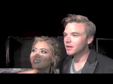 Brett Davern, Jessica Lu & Molly Tarlov Talk Awkward Season 3
