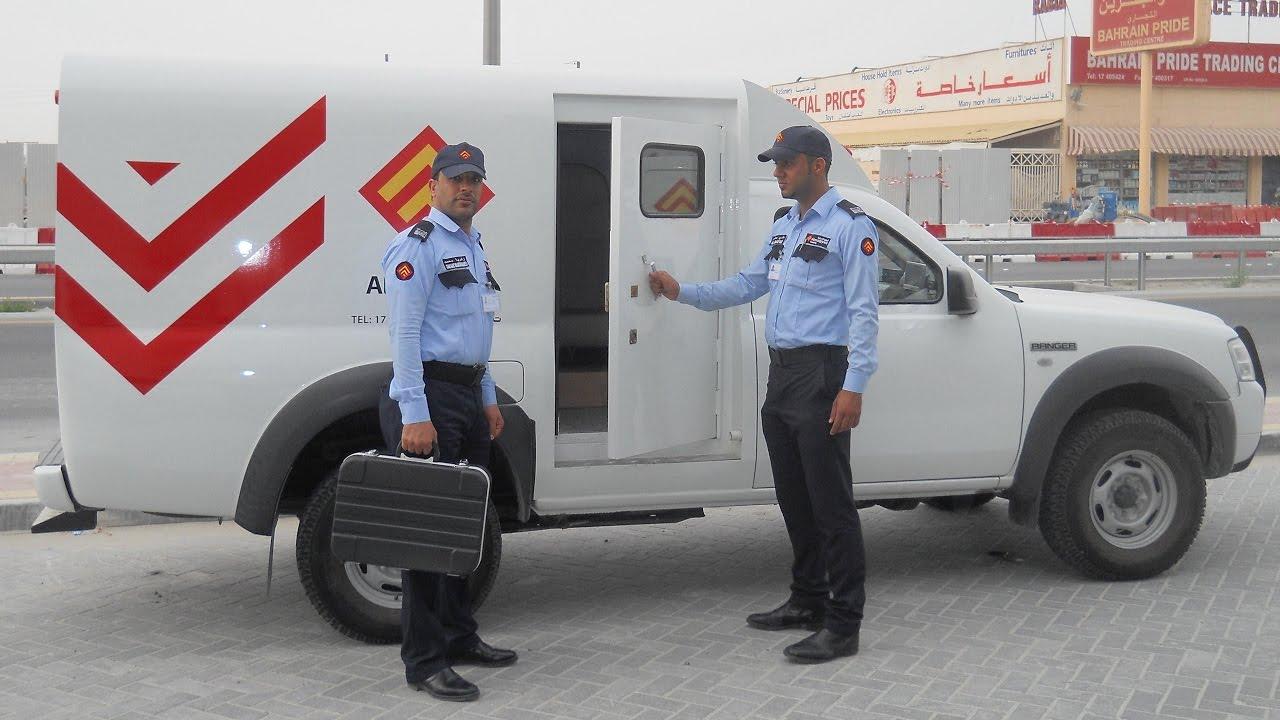 Security Guard Salary in Bahrain
