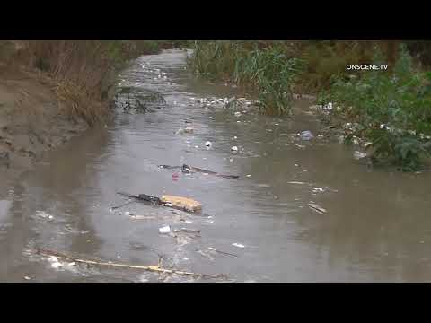 Tijuana River Valley: Sewage From Mexico 112020019