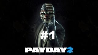 PayDay 2 #01 - Juwelier Raub Multiplayer [Deutsch] [HD+] Gameplay