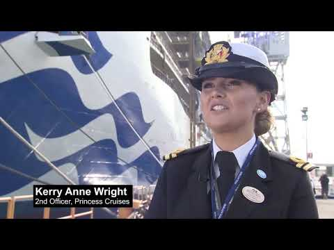 Princess Cruises' Three New Royal Class Ship Construction Milestones