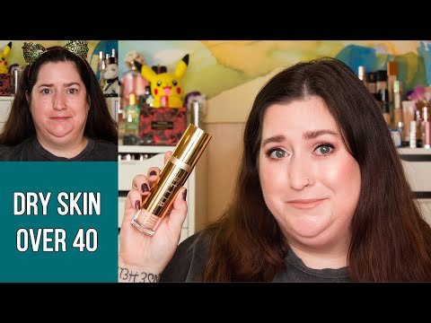 stila-hide-&-chic-fluid-foundation-|-dry-skin-review-&-wear-test