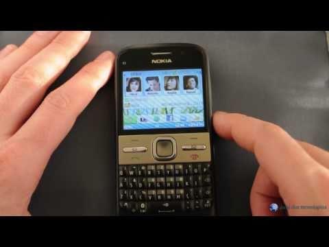 Nokia E5-00: Hardware