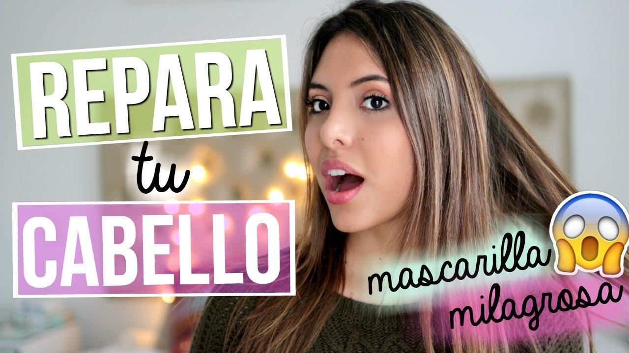 MASCARILLAS CASERAS PARA TU CABELLO DIY!! | Valeria Basurco