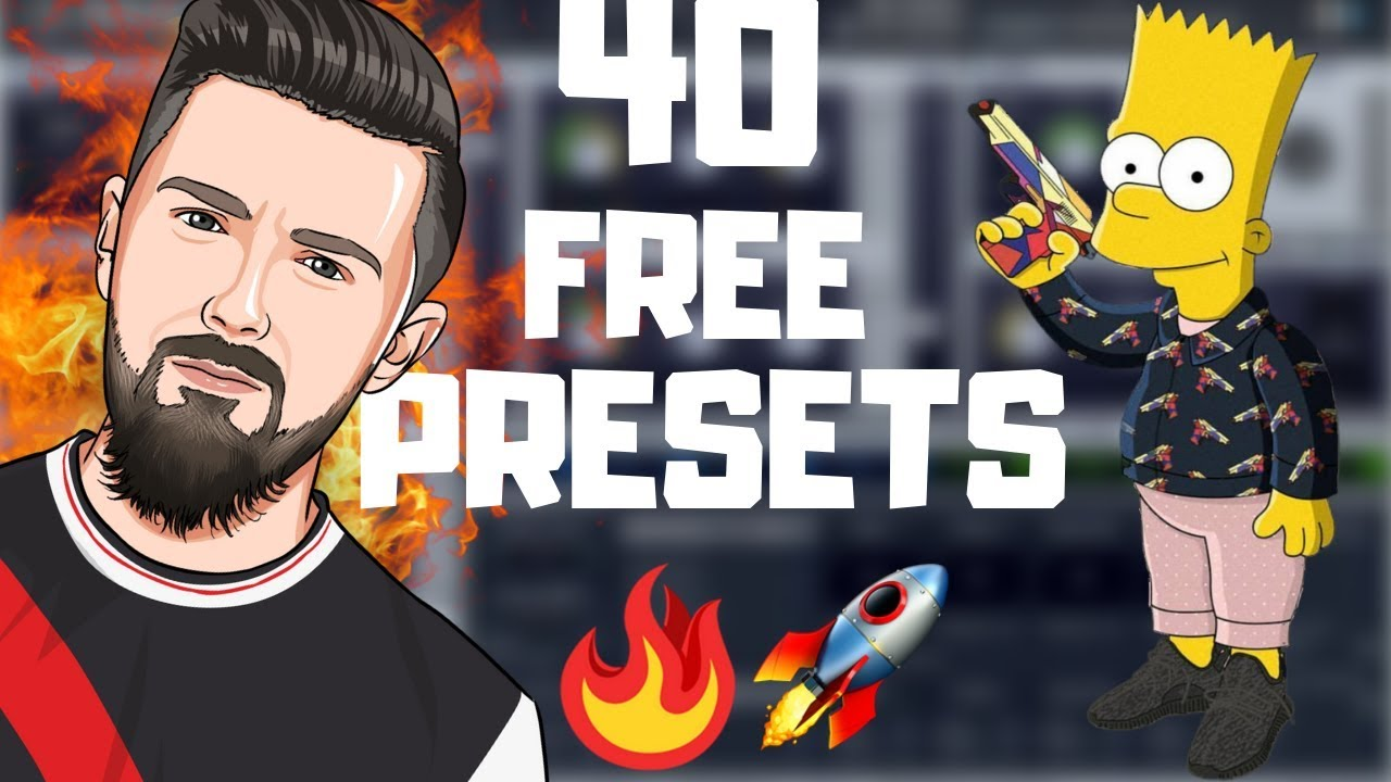 Free Massive Presets 2019 (And Making A Beat)