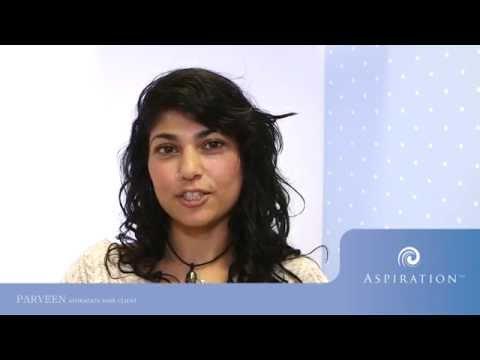 Hair Loss London - Parveen Testimonial