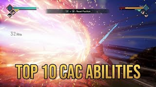 Jump Force - Top 10 CaC Abilities