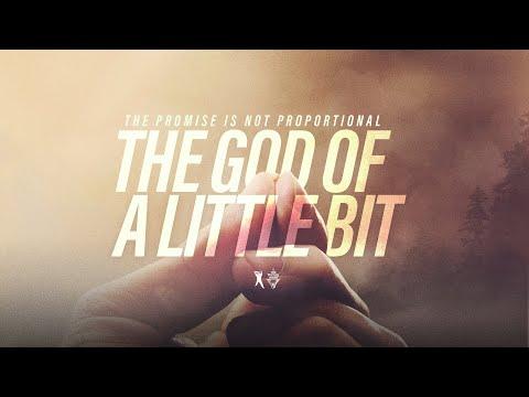 The God Of A Little Bit - Bishop T.D. Jakes [July 28, 2019]