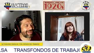 CAP 13 TRANSFONDOS DE TRABAJO ROCK Y SALSA