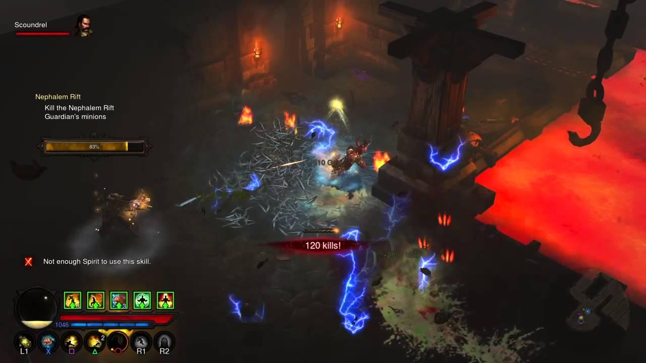Download Diablo III: Reaper of Souls – T6 Monk