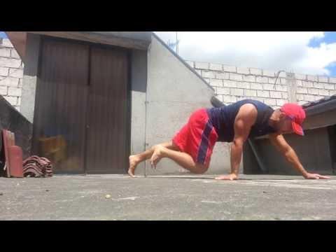 Rutina de brazos sin equipo Biceps y Triceps - Adicto Al Fitness