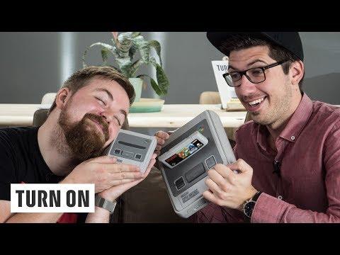 SNES Classic Mini & Co. – Was steckt hinter dem RetroHype? – TURN ON Talk