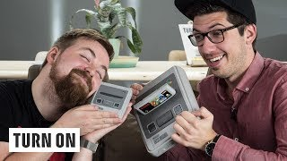 SNES Classic Mini & Co. – Was steckt hinter dem Retro-Hype? – TURN ON Talk
