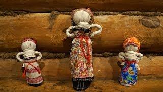 Видео-урок по изготовлению народной куклы