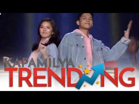 Pasabog hatawan ng mga Kapamilya stars kasama ng kanilang kapamilya 😍