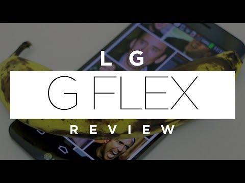[Review] LG G Flex (en español) | Parte 1