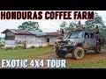 Bone Tactical Coffee Farm Tour w/ Exotic 4x4 in Central America