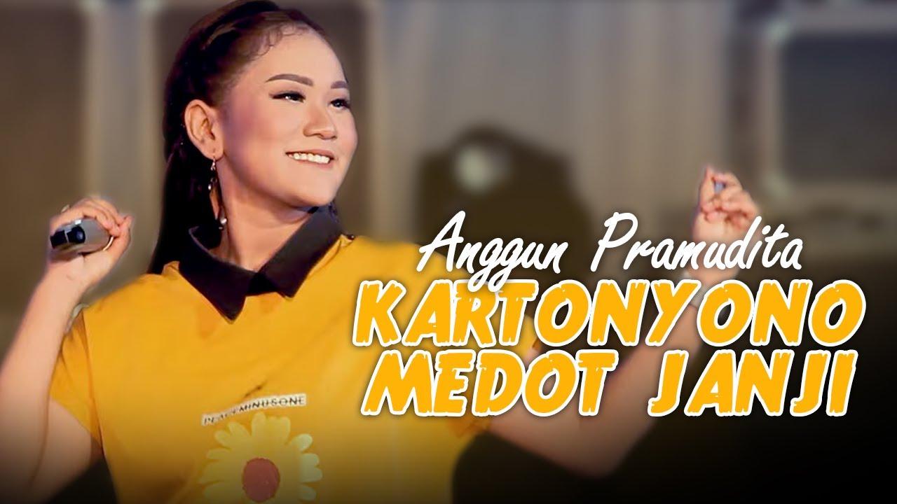 Anggun Pramudita - Kartonyono Medot Janji (Official Music Video)