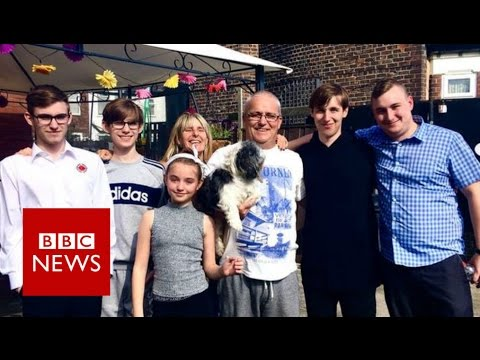 Brexit family divide - BBC News
