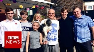 Brexit family divide - BBC News