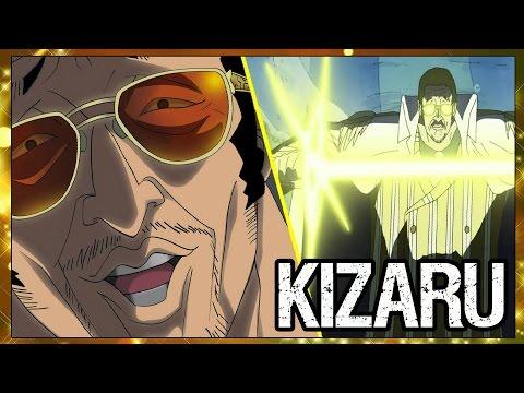 "The Marine Admirals: ""KIZARU"" Borsalino"