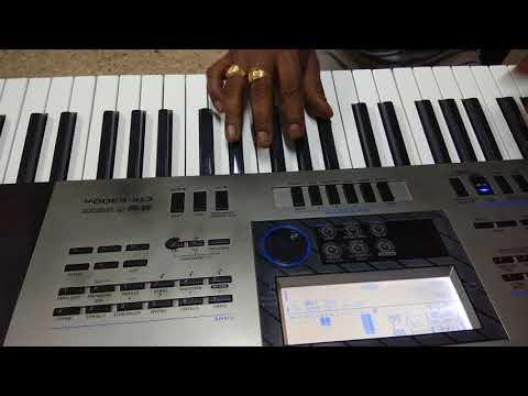 A PAAN WALA BABU  SONG ON PIANO