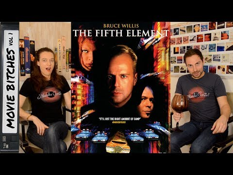 The Fifth Element | Movie Review | MovieBitches Retro Review