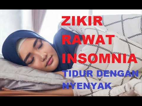 Zikir Mudahkan Tidur   Rawat Insomnia & Susah Tidur