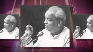 From the Jewels of Indian Music: Hindustani classical singer Kumar Gandharva