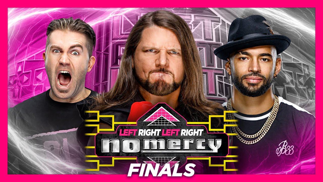 Download TYLER BREEZE vs. AJ STYLES vs. RICOCHET: LRLR No Mercy Tournament – FINALS