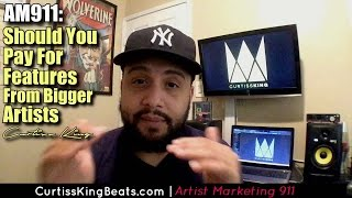 Rapper Marketing 911 - Should Rappers Pay To Collaborate With Other Rappers?
