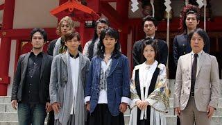 「エンタステージ」http://enterstage.jp/ 俳優集団D-BOYSによる舞台公...
