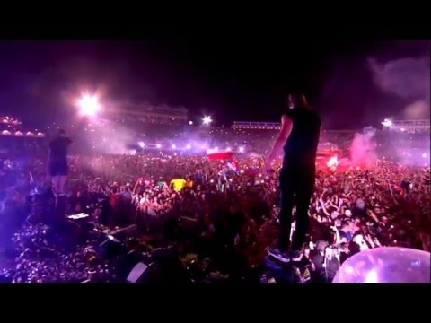 Tremor Live at Tomorrowland 2014 Dimitri Vegas & Like Mike, Martin Garrix   HD