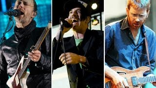 DAngelo, Alice Cooper, Radiohead: 2012 Bonnaroo Performances Recap!