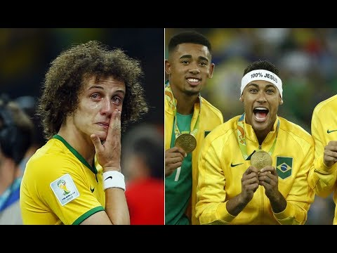 Brazil WITHOUT Neymar vs Brazil WITH Neymar | HD