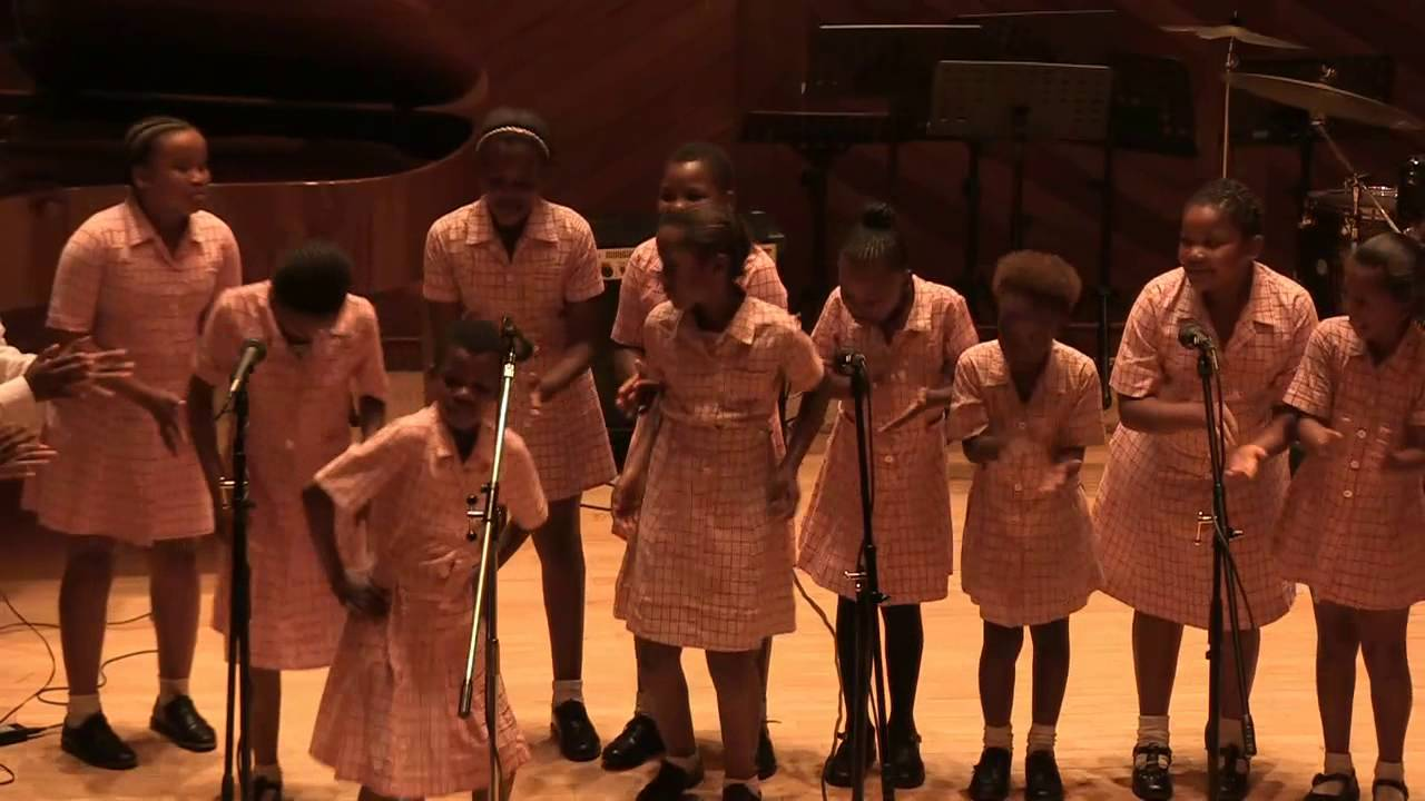 IMAD - Eluxolweni Primary School choir - 7 November 2015