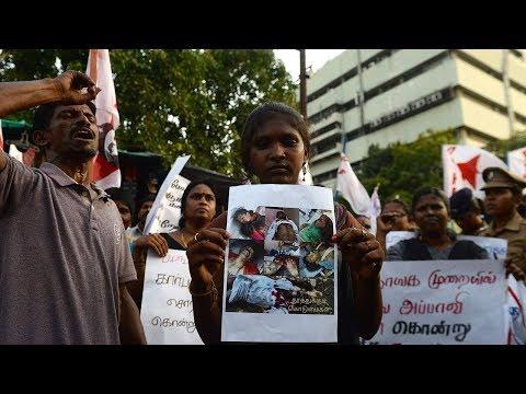 India protest: Police kill 12 in protest over copper plant