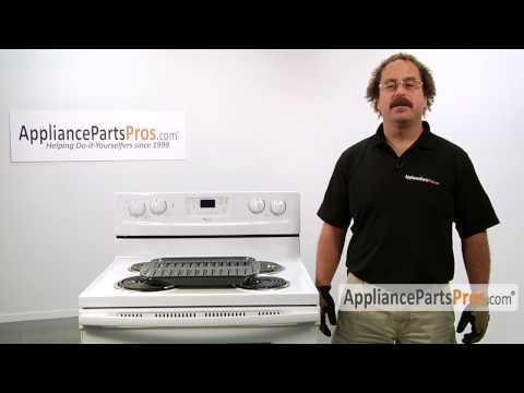 How To: Whirlpool/KitchenAid/Maytag Broiler Pan 4396923