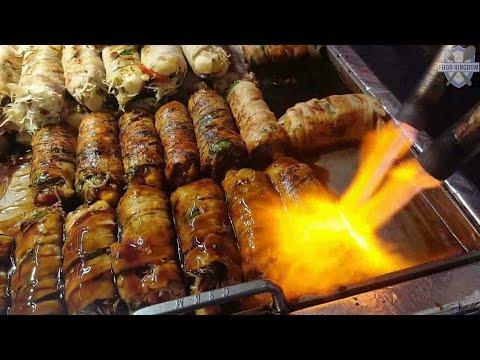 부평깡통야시장의 먹거리투어 part 1 / Busan Night Market Tour 1 / Korean street food / 길거리음식 / 부산 깡통시장