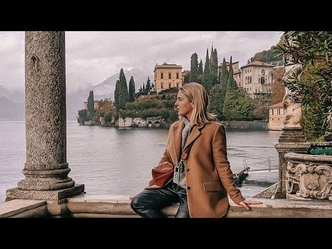 DISCOVERING LOMBARDIA ITALY & LAKE COMO VLOG || STYLE LOBSTER