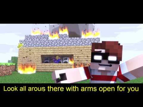 ♫ Let's have some Fun in Minecraft (lyrics) ♫