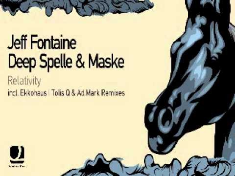 Jeff Fontaine, Deep Spelle & Maske - Relativity (Original Mix) [Quantized Music]