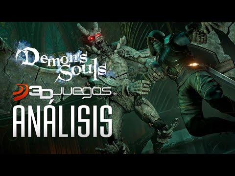 DEMON'S SOULS ANÁLISIS: VIDEOREVIEW a 60FPS del REMAKE en PS5 ¿Honra al CLÁSICO de PlayStation 3?