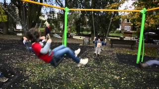 5 Point Flexi Swing - Outdoor Playground Equipment