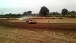 Oswestry Banger Racing
