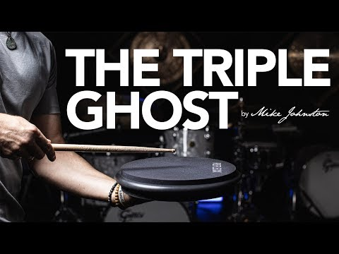 The Triple Ghost - Drum Lesson