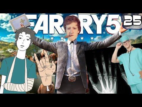 Deze video is speciaal voor mensen zonder gebroken botten - Far Cry 5 #25 (FINALE!) thumbnail