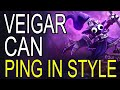 VEIGAR CAN PING IN STYLE